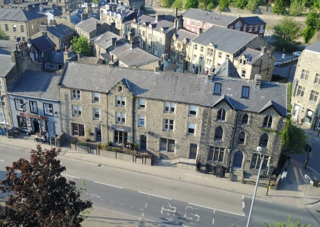 The Moyles Building is an excellent lifestyle and investment opportunity comprising a combination of leisure, retail and residential in the form of a signature B&B providing 12 luxury individually designed suites with onsite café bistro, ground floor...