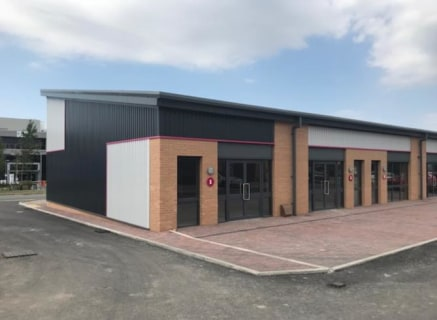 The development by Roundhouse Properties will comprise modern industrial/business units constructed in short terraces, on a steel portal frame,with brickwork walls and insulated profile steel cladding to both walls and roof including double skin tran...