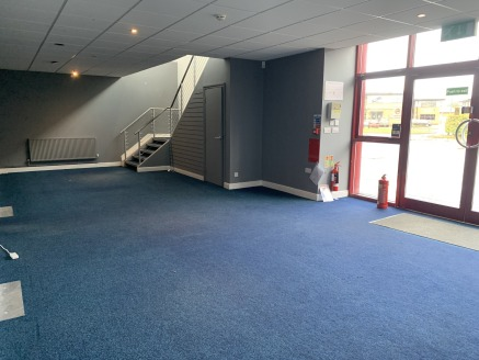 The property comprises a high quality trade counter/commercial unit currently providing a Total Gross Internal Floor Area of approximately 9,556 sq ft (887.69 sq m).<br><br>The property is presently arranged to provide 6,062 sq ft (563....