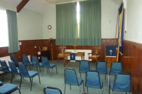 Church Building with Potential for Alternative Uses (STC)