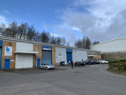 FOR SALE (MAY LET) - MODERN INDUSTRIAL COMPLEX WITH SECURE COMPOUND - NEWCASTLE  May Let in Part or Whole  Three modern industrial units  Secured compound space  Cranes in unit 3  Available with vacant possession  42 Car parking spaces  May suit inve...