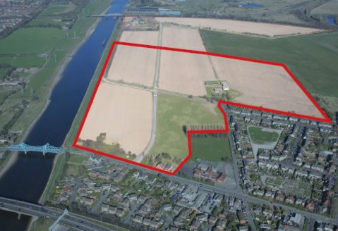 Residential Development land with outline planning for residential use.  4 to 55 Acres  Price On Application
