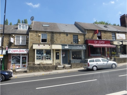 Location  Located on Ecclesall Road in the Banner Cross area of Sheffield, within a well established retail parade approximately 5km from Sheffield City Centre.  The property is within a parade of shops which includes Saxton Mee, SheffLets, La Luna r...