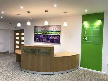 The building has undergone a substantial refurbishment to grade A standard office space and includes a new energy efficient VRV comfort cooling and heating system and new CCTV security system. Situated on approximately a 1 acre site, the offices were...