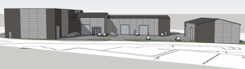 New Warehouse / Trade Units To Let, Colburn, Catterick Garrison DL9 4QL