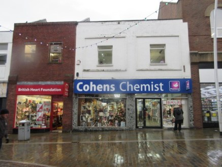 SHORT TERM LETS CONSIDERED** The premises comprise a traditional mid terraced retail unit providing ground floor sales area, first floor sales and ancillary accommodation. The ground floor is largely rectangular and open plan and benefits from an ext...