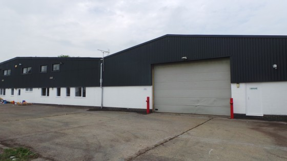 This site of approximately 4 acres is roughly rectangular in shape. Our client has recently acquired the site and occupies part himself however, there are approximately 40,000 sq ft of surplus accommodation available along with some generous concrete...