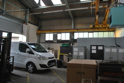 Detached Industrial / Warehouse Unit  1,074.98 sq m (11,571 sq ft)