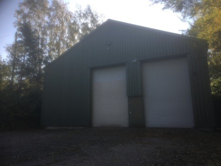 The property has previously been used as a storage business for furniture and provides a uniform rectangular warehouse with a large enclosed yard. Internally the premises comprise of an open plan warehouse space and small office space to the back of...