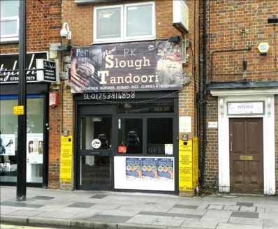 Anderson Estates is delighted to present this fully equipped restaurant /Takeaway for rent A3/5\nThe premises benefits from an excellent trading position within the Slough High street.\n\nFeatures: Open floor plan kitchen, Spacious Premises benefitin...