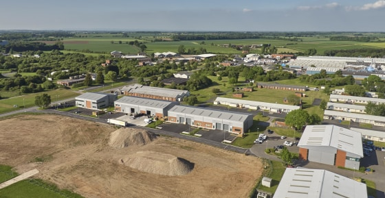 Thorp Arch Estate is the ideal location for warehousing and industrial premises. The well connected estate has two large plots offering design and build opportunities for companies seeking bespoke premises ranging from 20,000 - 250,000 sq ft.