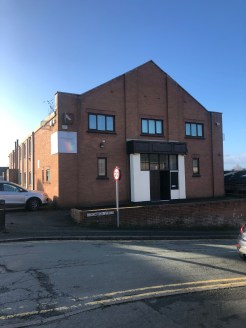 Detached purpose built two storey office building for sale in Chester.   6,182 sq ft.   Available for sale with vacant possession or ground floor tenant.   The property is offered freehold at a price of £500,000 + VAT.