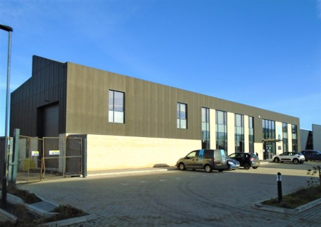 Brand New, High Quality Ground Floor Offices & Warehousing To Let