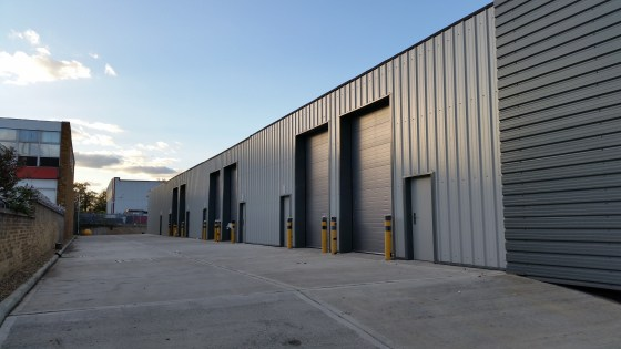 Kenrich Business Park provides 15 newly refurbished industrial/warehouse units.