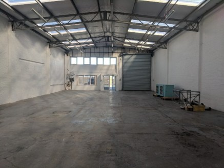 A mid terrace unit totalling 3,146 sq ft. The unit has been refurbished including replacement roof and decoration. The accommodation offers predominately factory warehousing with 2 x W.C , gas blow heating, 3 phase electricity, double glazed windows....