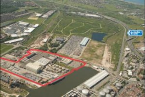 Bespoke industrial / warehouse units in the heart of Wirral Waters  From 15,000 sq ft to 760,000 sq ft  Freehold / Leasehold options