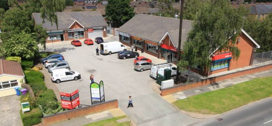<p>Modern neighbourhood parade with onsite parking located opposite a large format Tesco in a densely populated residential area.</p><p>Modern neighbourhood parade with onsite parking located opposite a large format Tesco in a densely populated resid...