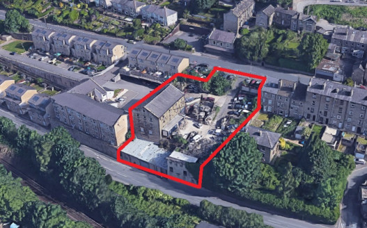 The property briefly comprises a two storey mill together with extensive yard and separate industrial unit. The main mill is of traditional coursed stone construction surmounted by a single pitched tile covered roof. At ground floor level the main wo...
