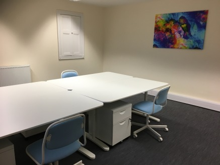 SPACE   Office suites from 1 person upwards   WIFI Included   Door entry fob system   Co-Working Space   Kitchen Facilities   Break Out Space  TERMS   Short term all-inclusive flexible Leases available  AMENITIES  Market Street has recently undergone...