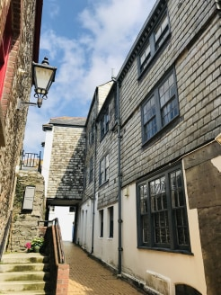 The distinguished grade II listed five-storey building was part of the former Plymouth Arts Centre. Accessed off Looe Street, the ground floor has a retail frontage and large open double height area with a stairwell to the upper floors. There is inde...