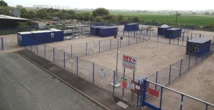 Yard space from 150 sq m to 1,000 sq m in Sandycroft.   The site is situated off Prince William Avenue, Sandycroft, in the heart of the main employment area. The site is close to Chester Road (B5129) and provides direct access to the A494 (to North W...