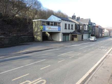 A former petrol filling station which has been used for many years as a car service station. The property has a frontage of approximately 33 metres to Rochdale Road and would be ideal for various uses including motorbike/scooter sales, antiques, clas...