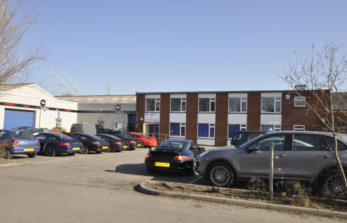 * Ground floor office  * 4 Onsite car parking spaces