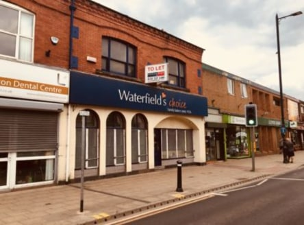 A former Waterfield's Bakery arranged over ground and first floors.<br><br>The ground floor consists of a sales area to the front, with preparation area, storage and loading area to the rear.<br><br>The first floor includes male and female WCs and ad...