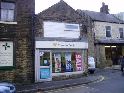 LOCATION\n\nThe property is situated within Barnoldswick town centre just off the main thoroughfare of Rainhall Road. Occupiers include a chemist, opticians, various retail outlets and Doctors Surgery close by....