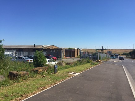 SECURE YARD/DEVELOPMENT SITE  LOCATION  The subject site is situated in the commercial area known as Spittlegate Level which is also home to the majority of the town's motor trade businesses. The premises are situated on the new Grantham Bypass which...