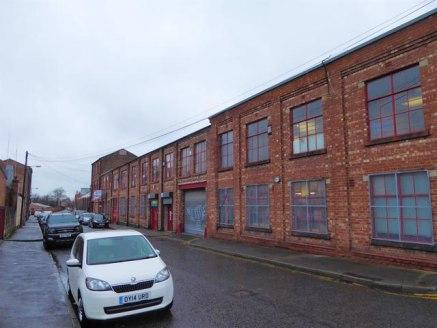 1,813 sq.ft. First floor storage/workshop secure premises located close to Stockport town centre....