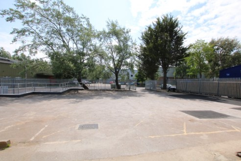 PRELIMINARY DETAILS - Industrial Unit with Secure Yard undergoing refurbishment