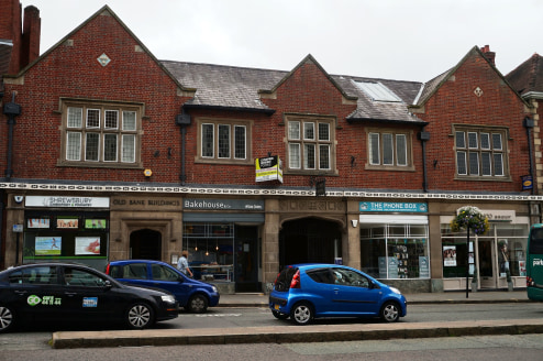 Prominently Situated Town Centre Offices\nClose to Public and On Street Car Parking\nLocated within Characterful Period Building\nLast Suite Remaining from 33.92 sq m (365 sq...