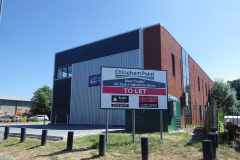 A Prominent New Development of Two Storey Hi-Tech Industrial Units