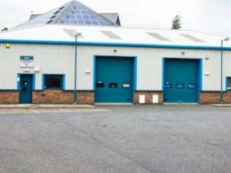 Dabble Duck Industrial Estate -DL4