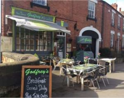 Established (20 years) cafe business and premises. Located in heart of Duffield village on A6 road. Available by way of a new lease for a premium to include good will and trade fixtures and fittings....