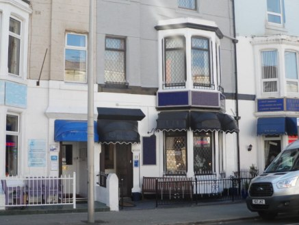 Substantial mid terraced licensed hotel located in the heart of Blackpool Town Centre close to the famous Tower,Promenade,Winter Garden conference venue, shops bars and restaurants. 14 letting bedrooms including 13 with en-suite facilities and one wi...
