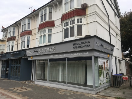 Prominent Retail Unit With Scope For Alternative Uses  The premises which have just been refurbished comprise a ground floor predominantly open plan retail unit. The premises benefit from a suspended ceiling with recessed strip lighting and have been...