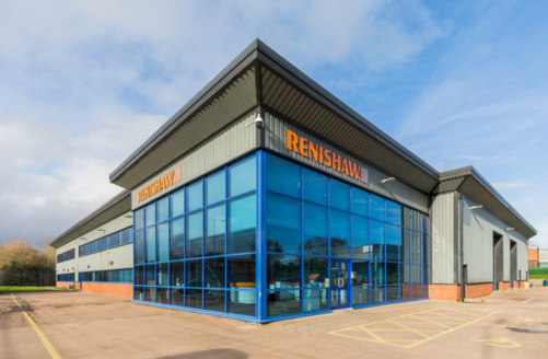 Industrial Building Upgraded For Hi-Tech Process & Production