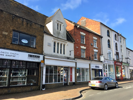 The property comprises two adjoining Grade II premises with retail/office space on the ground floor and offices and storage to the first & second floors. The property benefits from A2 Financial & Professional use with permitted change to A1 Retail us...