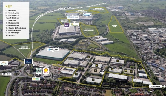 A Rare 29 Acre Multi Let Industrial Investment