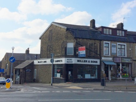 LOCATION\n\nThe property occupies a prominent end parade position on Keighley Road at its junction with Cotton Tree Lane, a busy trading location which provides direct transport links from Colne thorough to Keighley and Skipton. The property is withi...