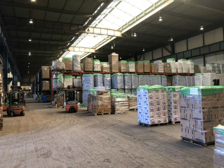 High Bay Warehouse To Let, Haverton Hill, Billingham TS23 1PZ