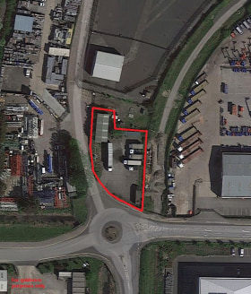 Thurrock Open Storage Park is strategically located by the M25 at the heart of an established commercial environment. Plot 18 is a self-contained secure open storage yard extending to 0.33 acres additionally benefiting from a small detached workshop....