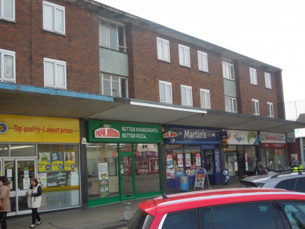 <p>Two separate facing retail parades situated in an established residential area of Ashby, which is a suburb of Scunthorpe.&nbsp;</p><p> </p>  <ul>  <li>PROMINENT ROADSIDE LOCATION</li>  <li>AMPLE GLAZED FRONTAGE</li>  <li>OTHER TENANTS INCLUDE CARD...