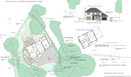 Summary  Development Opportunity  Planning Permission Granted  Attractive Four Bedroom Accommodation  Well Established Residential Area  Close to Local Amenities  Call 0113 386 3100 with any enquiries  Description  The subject lot lies between nos 29...