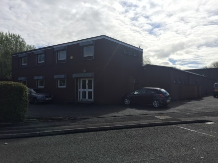 INDUSTRIAL PREMISES WITH OFFICES YARD AND PARKING  LOCATION  The property is situated fronting onto Melford Road which in turn is located off Macclesfield Road (A532) in Hazel Grove. The property is located on a well established industrial estate eas...