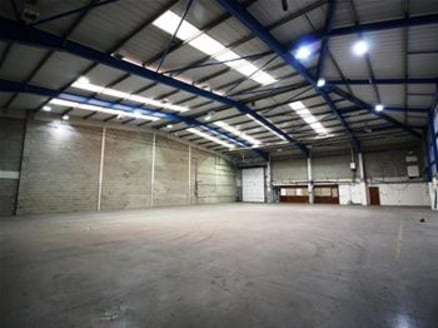 Unit 11 comprises a modern steel portal frame warehouse/storage facility which boasts a clear open plan layout on the ground floor. Purpose built ancillary office/ accommodation is provided to the ground and first floor level....