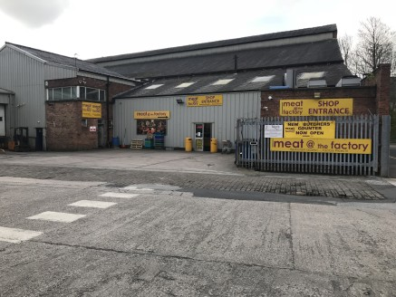 The property forms part of a larger cold store complex offering modern chilled storage, a retail shop, a preparation room, office and shared yard, benefitting from the following features:  * Temp. controlled facility (-5c to 10c)  * Secure site   * L...