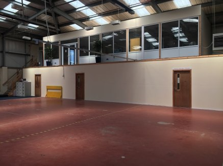 This property offers an excellent mix of both warehouse space and well appointed office accommodation. The warehouse accommodation is located to the rear of the ground floor and can be accessed to the property's right hand elevation, with loading via...